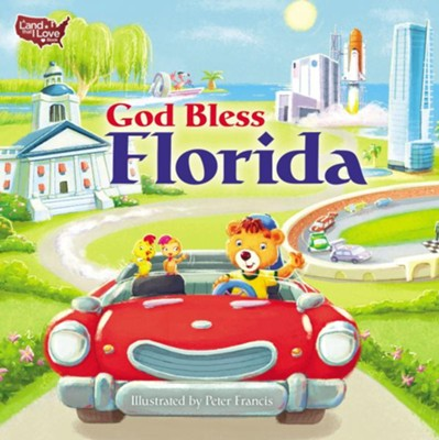 God Bless Florida  -     By: Peter Francis