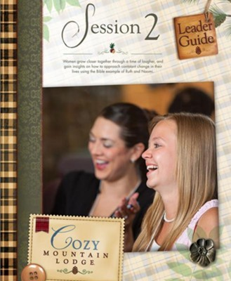 Cozy Mountain Lodge Session 2 Leader Guide  -