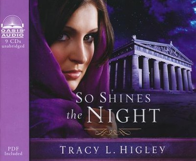 So Shines the Night Unabridged Audiobook on CD  -     By: Tracy L. Higley