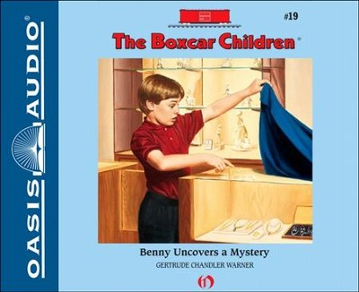 Benny Uncovers a Mystery Unabridged Audiobook on CD  -     By: Gertrude Chandler Warner