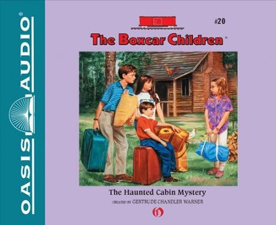 The Haunted Cabin Mystery Unabridged Audiobook on CD  -     By: Gertrude Chandler Warner