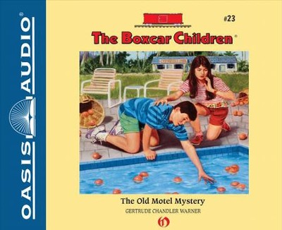 The Old Hotel Mystery Unabridged Audiobook on CD  -     By: Gertrude Chandler Warner