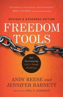 Freedom Tools: For Overcoming Life's Tough Problems / Revised - eBook  -     By: Andy Reese, Jennifer Barnett
