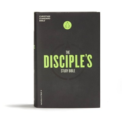 CSB Disciple's Study Bible, Hardcover  -     By: Robby Gallaty