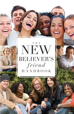 The New Believer's Friend Handbook: The New Believer's Friend Handbook - eBook  -     By: Charles Crabtree