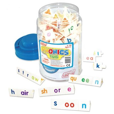Tri-Blocks Phonics Tub   -     By: Duncan Milne