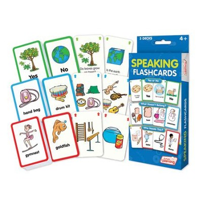 Speaking Flashcards (162 cards)   -     By: Duncan Milne