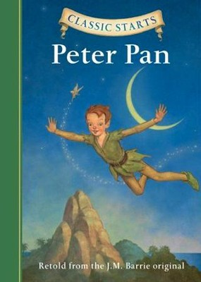 Image result for Peter Pan – J.M. Barrie