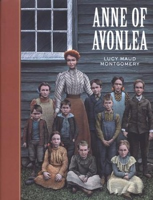 Anne of Avonlea  -     By: L.M. Montgomery     Illustrated By: Scott McKowen