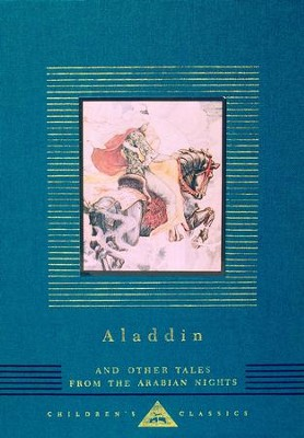 Aladdin and Other Tales from the Arabian Nights - eBook  -     By: W. Heath Robinson