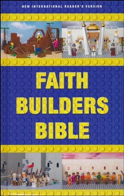 NIrV Faith Builders Bible  -