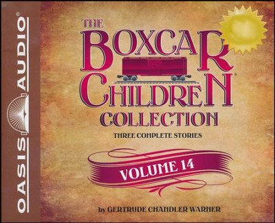The Boxcar Children Collection Volume 14                        -     By: Gertrude Chandler Warner