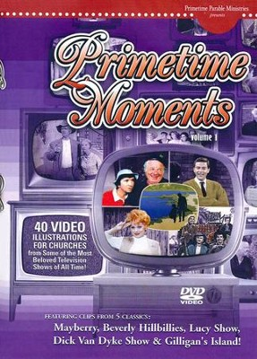 Primetime Moments Volume 1 Leader Pack DVD  -     By: Stephen Skelton