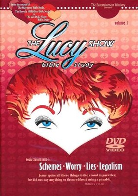 Lucy Bible Study, Volume 1, DVD, Leader Pack   -     By: Stephen Skelton