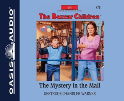 #72: The Mystery in the Mall - unabridged audio book on CD  -     Narrated By: Aimee Lilly     By: Gertrude Chandler Warner