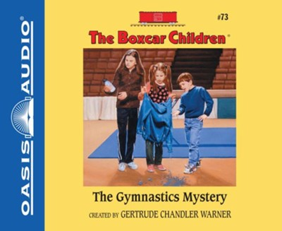 #73: The Gymnastics Mystery - unabridged audio book on CD  -     Narrated By: Aimee Lilly     By: Gertrude Chandler Warner