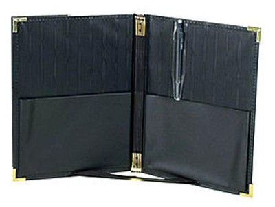Premium Concert Choral Folder 9-1/4 X 12 Elastic  Stays  -