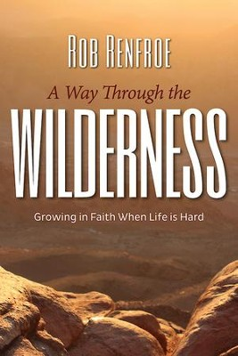 A Way Through the Wilderness: Growing in Faith When Life is Hard - eBook  -     By: Rob Renfroe
