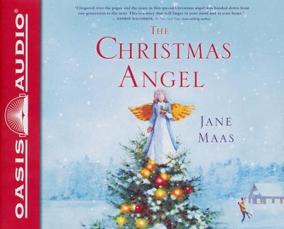 The Christmas Angel - unabridged audiobook on CD  -     Narrated By: Jane Maas     By: Jane Maas