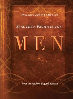 SpiritLed Promises for Men: Insights from Scripture from the Modern English Version - eBook  -     By: Passio