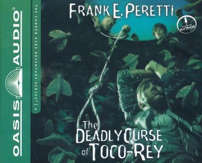 #6: The Deadly Curse of Toco-Rey--Unabridged Audiobook on CD  -     By: Frank E. Peretti
