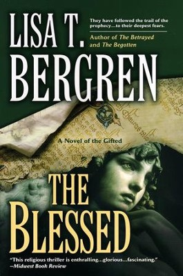 The Blessed - eBook  -     By: Lisa Tawn Bergren
