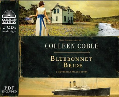 Bluebonnet Bride - unabridged audiobook on CD  -     Narrated By: Pam Turlow     By: Colleen Coble