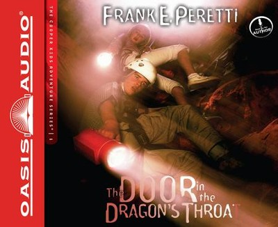 #1: The Door in the Dragon's Throat - unabridged audiobook on CD  -     By: Frank E. Peretti