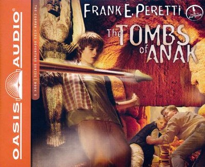 #3: The Tombs of Anak - unabridged audiobook on CD  -     By: Frank E. Peretti