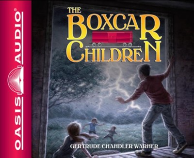 #1: Boxcar Children - unabridged audiobook on CD  -     By: Gertrude Chandler Warner