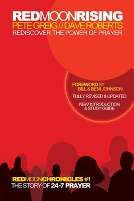 Red Moon Rising: Rediscover the Power of Prayer - eBook  -     By: Pete Greig