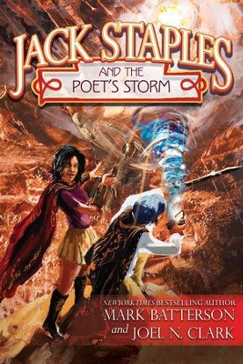 Jack Staples and the Poet's Storm - eBook  -     By: Mark Batterson, Joel Clark