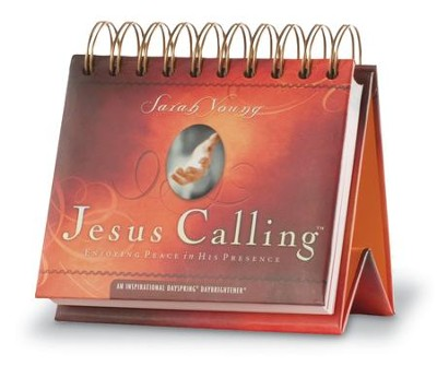 Jesus Calling Daybrightener  -     By: Sarah Young