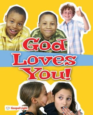 God Loves You! Salvation Booklet, Package of 20  -