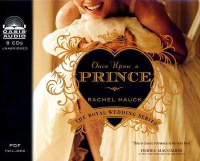 #1: Once Upon a Prince - unabridged audiobook on CD  -     Narrated By: Eleni Pappageorge     By: Rachel Hauck