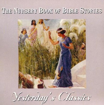 The Nursery Book of Bible Stories MP3 Audio CD   -     By: Amy Steedman