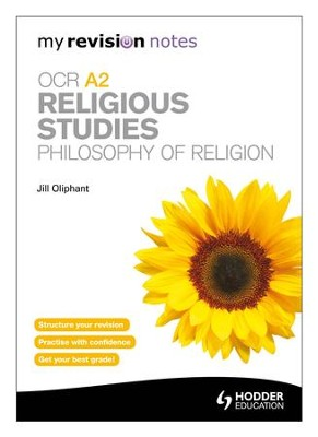 My Revision Notes: OCR A2 Religious Studies: Philosophy of Religion / Digital original - eBook  -     By: Jill Oliphant
