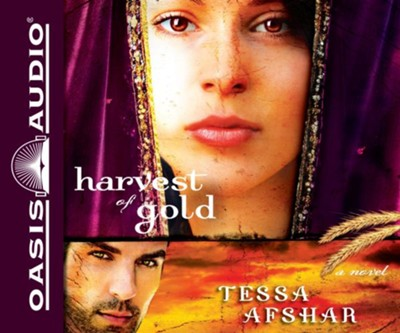 Harvest of Gold - Unabridged audiobook on CD  -     Narrated By: Laural Merlington     By: Tessa Afshar