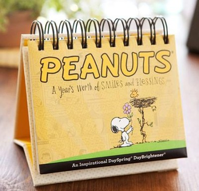 Peanuts Daybrightener  -     By: Charles Schulz