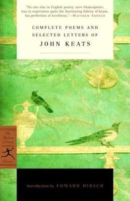 Complete Poems and Selected Letters of John Keats  -     By: John Keats