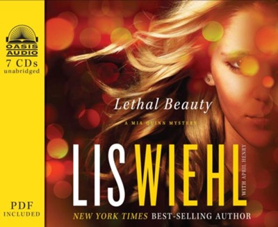 Lethal Beauty - unabridged audiobook on CD Unabridged  -     Narrated By: Ashley Laurence     By: Lis Wiehl, April Henry