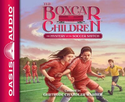 The Mystery of the Soccer Snitch - unabridged audio book on CD  -     Narrated By: Aimee Lilly     By: Gertrude Chandler Warner