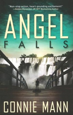 Angel Falls  -     By: Connie Mann