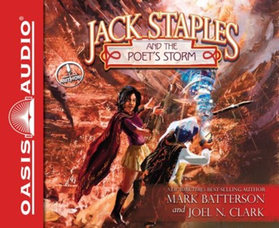 Jack Staples and the Poet's Storm - unabridged audio book on CD  -     Narrated By: Joel N. Clark     By: Mark Batterson, Joel N. Clark