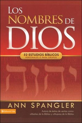 Los Nombres de Dios  (The Names of God)  -     By: Ann Spangler
