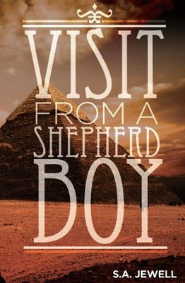Visit From a Shepherd Boy - eBook  -     By: Sara Jewell