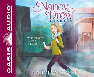 #2: Strangers on a Train - unabridged audio book on CD  -     Narrated By: Jorjeana Marie     By: Carolyn Keene