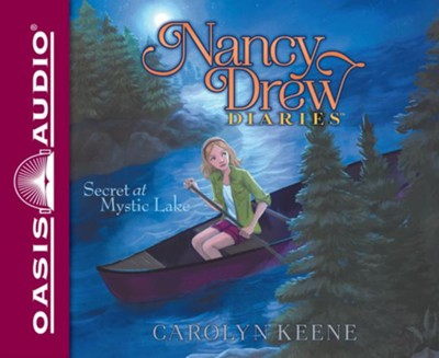 Secret at Mystic Lake #6 - unabridged audio book on CD   -     By: Carolyn Keene