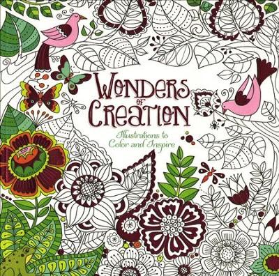 Wonders Of Creation  -