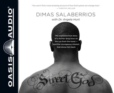 Street God Unabridged CD                                  -     Narrated By: Calvin Robinson     By: Dimas Salaberrios, Angela Hunt